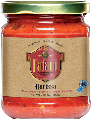 HARISSA bottle